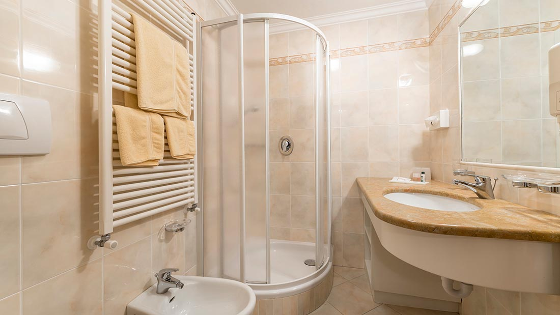 Bathroom - Apartment Ciampinoi