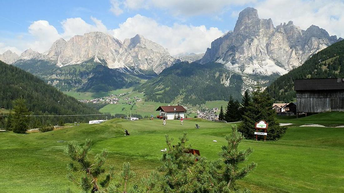 Golf Club ALTA BADIA a Corvara